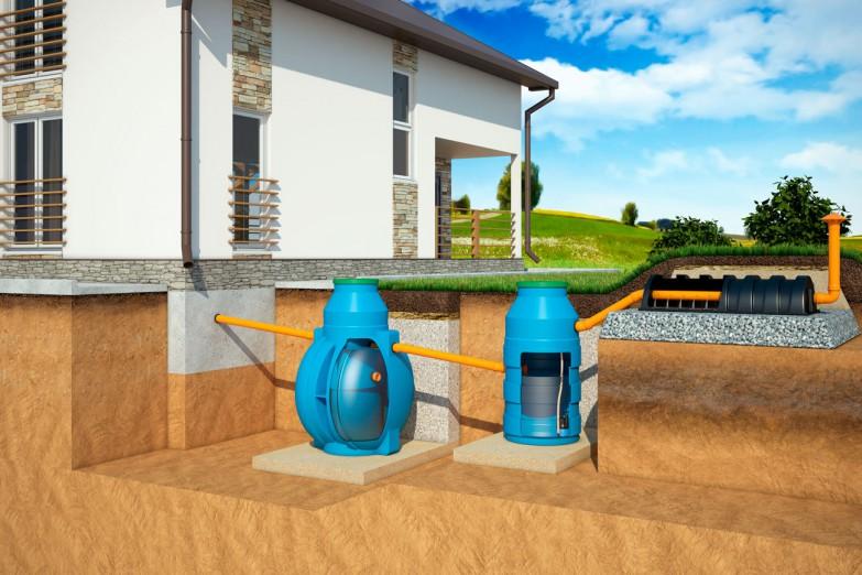 Что делать, если на участке высокий уровень грунтовых вод?